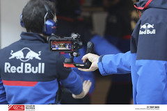 1902270085_kvyat (Circuit de Barcelona-Catalunya) Tags: f1 formula1 automobilisme circuitdebarcelonacatalunya barcelona montmelo fia fea fca racc mercedes ferrari redbull tororosso mclaren williams pirelli hass racingpoint rodadeter catalunyaspain