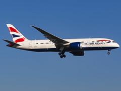British Airways | Boeing 787-8 Dreamliner | G-ZBJI (MTV Aviation Photography) Tags: british airways boeing 7878 dreamliner gzbji britishairways boeing7878dreamliner ba londonheathrow heathrow lhr egll canon canon7d canon7dmkii