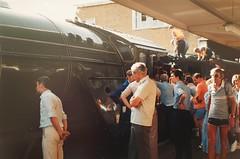4771 'Green Arrow' on the Shakespeare Limited 1987 (beareye2010) Tags: aylesbury stratforduponavon stratfordonavon 4771 60800 greenarrow 262 v2 7p6f gresley