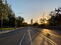 Last day of the year 2018 (a l o b o s) Tags: providencia santiago de chile sunset atardecer 31 december 2018