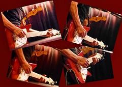 Albert Lee & His Band, Noergelbuff Goettingen - 21 March 2019 (gudrunfromberlin) Tags: albertlee guitars noergelbuff goettingen niedersachsen lowersaxony liveclub livemusic olliesears bengolding rossspurdle