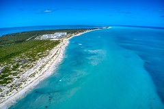 Mexican Peninsula (Brook-Ward) Tags: hdr brook ward mexico mexican peninsula dji drone aerial flight travel holiday vacation blue sea seascape ocean water caribbean beach sand