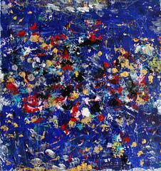 Black Eye Galaxy– 46x42 cm Acrylic on Wood by Kinga Ogieglo (Kinga Ogieglo Abstract Art) Tags: abstractpainting abstractart abstractexpressionism art artwork acrylicpainting galaxy abstractartist artist gallery paintings kingaogieglo abstractartwork buyart buyartnow artforsale fineart fineartist painting