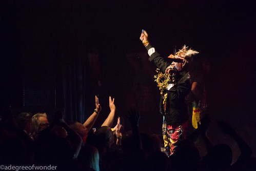 """Lee """"Scratch"""" Perry - YVR"""