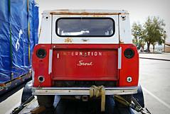 P1070816 (72grande) Tags: california ca i40 interstate desertoasis restarea international internationalharvester scout sr2 needlesfreeway