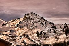 3012 Pras de Lys station 0978 (sebastien.demotier) Tags: pras de lys taninge haute savoie france montagne mountain