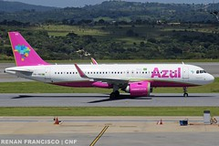 PR-YRS (renanfrancisco) Tags: azul azulairlines azullinhasaereas azulbrazilianairlines ad azu airport aeroporto aeropuerto airlines airbus a320neo airbusa320neo landing pouso taxi pryrs sbcf cnf confinsairport aeroportodeconfins aeroportointernacionaldebelohorzinte