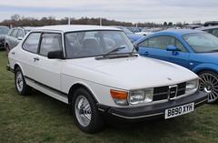 B890 XYH (2) (Nivek.Old.Gold) Tags: 1985 saab 90 5speed 2door 1985cc