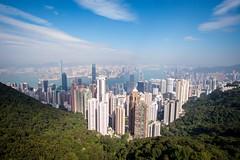 Hong Kong de Victoria Peak (Seb & Jen) Tags: hongkong asia asie island victoria peak