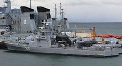 ARA Indómita (jmaxtours) Tags: araindómita p86 armadadelarepúblicaargentina armada armadaargentina navy argentinenavy ushuaia ushuaiaargentina argentina