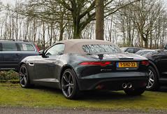 2013 Jaguar F-Type Convertible 3.0 V6 Supercharged (rvandermaar) Tags: 2013 jaguar ftype convertible 30 v6 supercharged jaguarftype sidecode8 1shz23