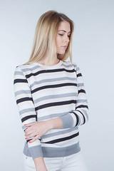 IMG_1459 (beeanddonkey) Tags: moda paski strips sweater sweter madeinpoland fashionbrand beeanddonkey bee donkey