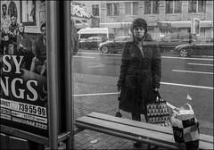 4_DSC4470 (dmitryzhkov) Tags: urban city everyday public place outdoor life human social stranger documentary photojournalism candid street dmitryryzhkov moscow russia streetphotography people man mankind humanity bw blackandwhite monochrome rain autumn badweather