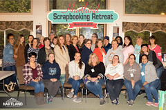 Scrapbooking Retreat 2019