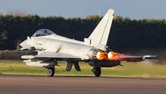 ZK347/347 TYPHOON RAF (MANX NORTON) Tags: raf coningsby egxc tornado hawk tucano qra typhoon eurofighter a400 atlas f35 lightning