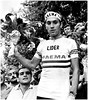 1968 El Lider (Sallanches 1964) Tags: roadcycling eddymerckx 1968 sport cyclisme cycling jersey faema stagecourse