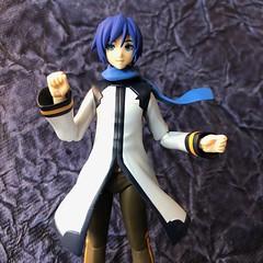 TGIF! (Sasha's Lab) Tags: kaito カイト vocaloid man figma action figure jfigure gsc