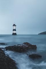 Penmon Lighthouse (kris shaw) Tags: wales snowdonia anglesey northwales waterfalls mountains travel longexpo seascape sunset sunrise cymru lakes trfan snowdon penmon