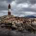 Lighthouse, Ushuaia.