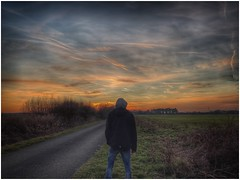 Watching (Andy Stones) Tags: sunsetselfie selfie sunset sunlit sunlight clouds cloud sky skywatching weather weatherwatch nature naturephotography naturelovers natureseekers colour colourful lane verge me keeptheselfie scunthorpe lincolnshire northlincs northlincolnshire nlincs trees fields countryside farmland