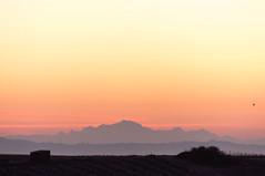 Mont-Blanc (leniners) Tags: 2019 france rhone olmes lesolmes sunrise lever soleil leverdesoleil sun montblanc mont blanc