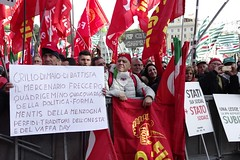 _IMG0369a (i'gore) Tags: roma cgil cisl uil futuroallavoro sindacato lavoro pace giustizia immigrazione solidarietà diritti