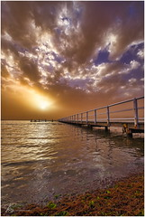 You should always look for an S... (e0nn) Tags: steveselbyphotography steev steveselby pentax pentaxk1 pentaxdfa1530wr hdpentaxdfa1530mmf28edsdmwr skylum luminar3 storms dust duststorm sunset water lakeillawarra lake landscape lateafternoon