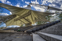Tennessee Amphitheater, 2019.02.07 (Aaron Glenn Campbell) Tags: 3xp ±3ev hdr tennesseeamphittheater worldsfairpark downtown knoxville knoxcounty tennessee sky clouds winter sunlight shadows reflections macphun skylum aurorahdr nikcollection colorefexpro viveza sony a6000 ilce6000 mirrorless rokinon 12mmf2ncscs wideangle primelens manualfocus emount