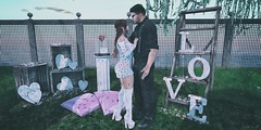 I won't give up (AlyceAdrift) Tags: love valentines day couples inlove dating