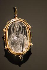 Beautiful religious pendant (quinet) Tags: 2017 amsterdam antik netherlands rijksmuseum ancien antique museum musée