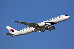 A350 (9M-MAD) Malaysia Airlines (boeing-boy) Tags: mikeling boeingboy a350 9mmad malaysiaairlines heathrow