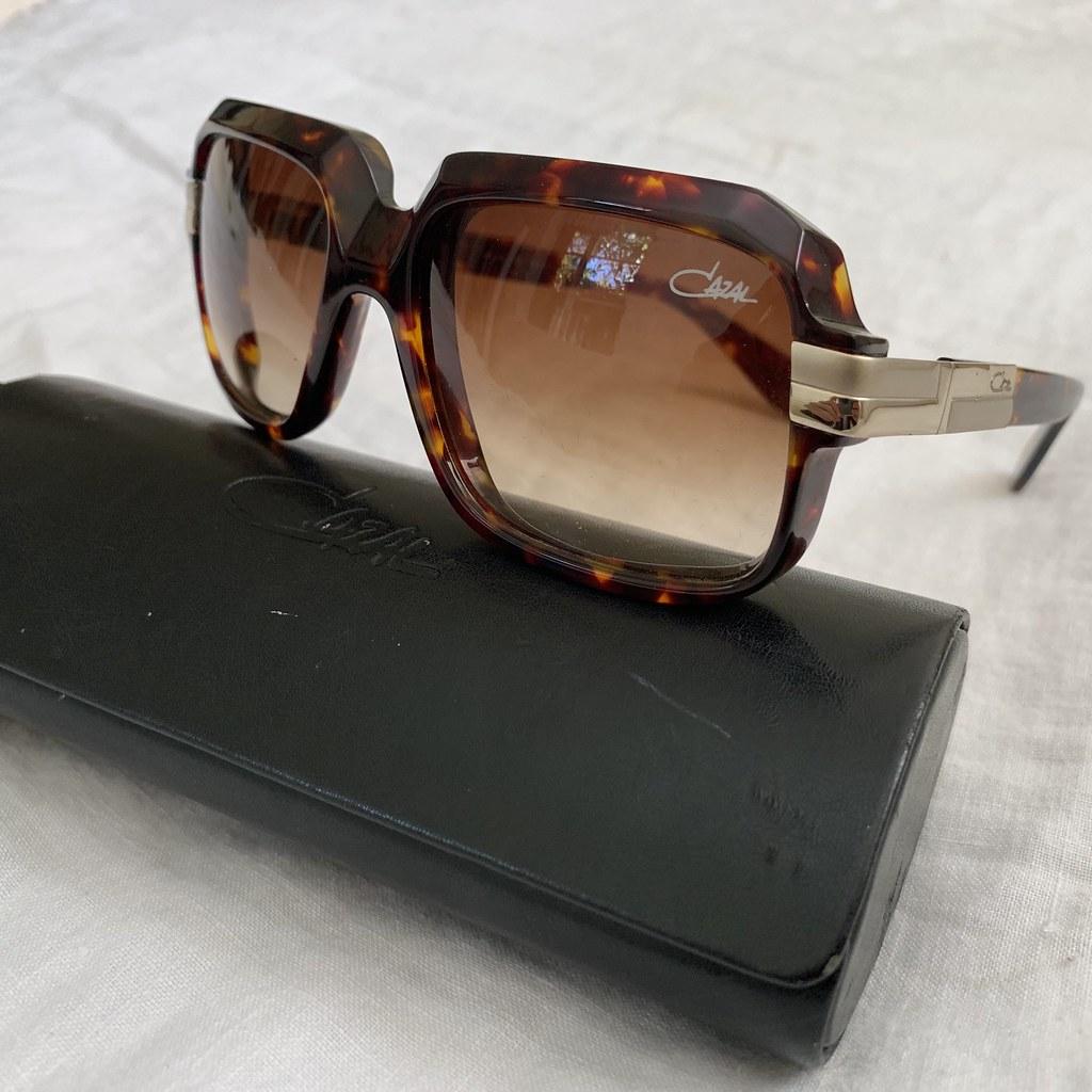 9e98b87bde18 A replica (STILETTO NINJA) Tags  cazal 607 hiphop style rundmc vintage  eyewear ebay