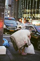 Seoul (asahi demartiny) Tags: homeless seoul сеул бродяга корея korea southkorea city pentax film filmphoto плёнка пленка pentaxasahi asahi s2