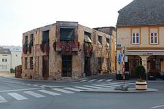 Vukovar, Croatia (russ david) Tags: vukovar croatia вуковар grad град battle war architecture novermber 2018 wartorn travel hrvatska republic republika balkans