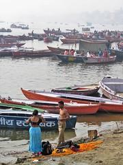 varanasi 2019 (gerben more) Tags: varanasi benares india boats river ganges ganga water