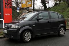 A2 (Schwanzus_Longus) Tags: bremen woltmershausen german germany modern car vehicle compact hatchback audi a2