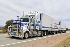 Gilberts Transport - Kenworth T909 (Scottyb28) Tags: gilberts transport kenworth truck trucks trucking highway haulage diesel outback portaugusta darwin