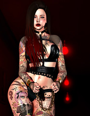 0903 (Luna X Takemitsu) Tags: asteroidbox mudskin gacha opale hair mainstore twelveo2 shape marketplace tattoo speakeasy wcf9 whore couture fair michan genus project bento maitreya suicidal unborn eyes applier