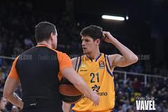 DSC_0356 (VAVEL España (www.vavel.com)) Tags: fcb barcelona barça basket baloncesto canasta palau blaugrana euroliga granca amarillo azulgrana canarias culé
