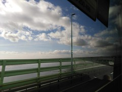 Cardiff (menchuela) Tags: cardiff march city menchuela severnbridge