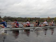 IMG_1050 (NUBCBlueStar) Tags: rowing remo rudern river aviron february march star university sunrise boat blue nubc sculling newcastle london canottaggio tyne hudson thames sweep eight pair