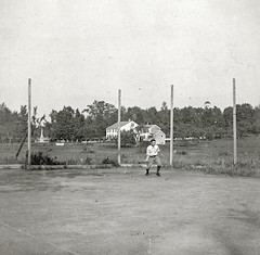 New Ipswich Tennis Court (John M Poltrack) Tags: historicalsociety imaging newhampshire newipswich newipswichhistoricalsociety organizations places sports scannedmedia technology tennis unitedstates lightroom