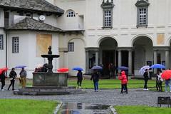 Piemonte - Biellese, Santuario di Oropa, il Burnel (mariagraziaschiapparelli) Tags: piemonte biellese oropa santuariodioropa pioggia primavera allegrisinasceosidiventa santuario santuariomariano