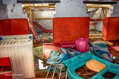 Once a playgarden... (Fabke.be) Tags: playgarden play ballenbad urbex abandoned abandonned abandonment forgotten lost canon7dmkii canon175528 belgium explore exploring inexplore