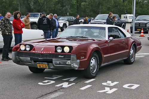 Oldsmobile Toronado 1967 (6448)
