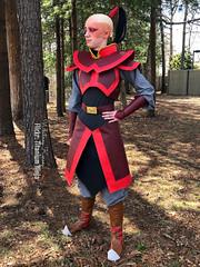Hello, Zuko Here! (Titanium Ninja) Tags: princezuko zuko avatar atla avatarthelastairbender cosplay costume comiccon ccplcomiccon season1 firenation firebender