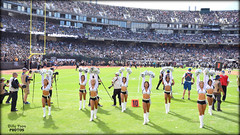 2018 Oakland Raiderettes - Coliseum (Line 1) (billypoonphotos) Tags: oakland raiders raiderette raiderettes raider nation raidernation nfl football fabulous females cheerleaders cheerleading dance dancer nikon d5500 nikkor mm lens billypoon silver black photo picture photography photographer pretty girls ladies women squad team people coliseum dancers billypoonphotos sport sign grass 2018 stadium field sasha jonni madyson summer karly sheila jenna helina 18140mm 18140