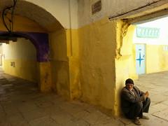 Mendigo en Taza, Marreucos (dorieo21) Tags: mendigo mendiant beggar marruecos maroc morocco