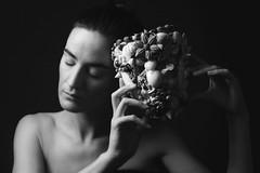 Dakota Snow (TravisHouze) Tags: approved model product style idea color black white hands hand fashion vibe