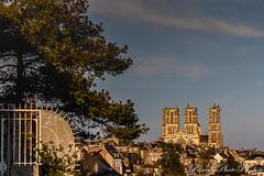Cathedrale Notre-Dame  de Laon (np7laphotopassion) Tags: aisne hautsdefrance laon
